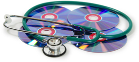 Medical CD & DVD